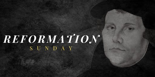 Reformation Sunday Service & BBQ