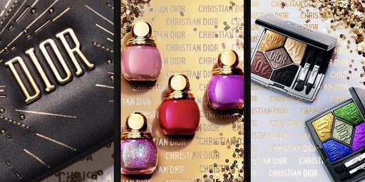Dior Masterclass & Christmas Collection Launch
