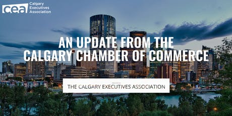 An Update from the Calgary Chamber of Commerce tickets