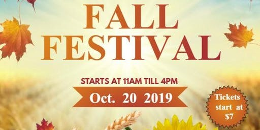 Fall Festival & Pumpkin Patch at Silver Sycamore
