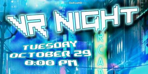 VR Night - Emporium Oakland