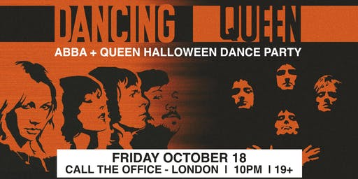 Dancing Queen - ABBA + QUEEN Halloween Dance Party