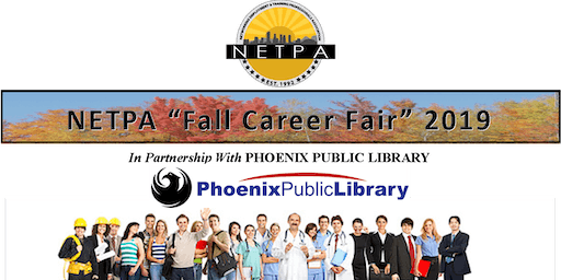 "NETPA ""Fall JOB Fair"" 2019_Job Seekers"