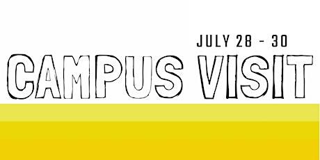 ASOM Campus Visit tickets