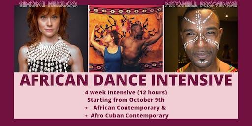 African Dance Intensive
