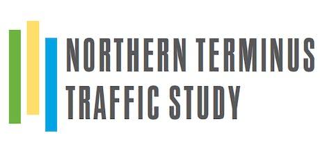 Northern Terminus Traffic Study Community Meeting Walkshop tickets