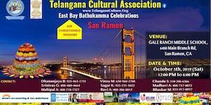 TELANGANA CULTURAL ASSOCIATION - EAST BAY BATHUKAMMA...