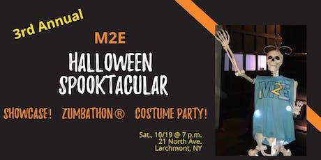 M2E Halloween Spooktacular tickets