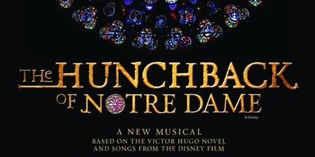 La Joya ISD Presents The Hunchback of Notre Dame the Musical entradas