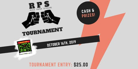 United Way Rock Paper Scissors Tournament tickets
