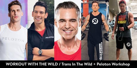 Workout With The Wild + Peloton Pride tickets