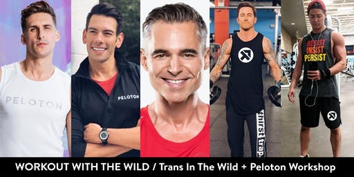 Workout With The Wild + Peloton Pride