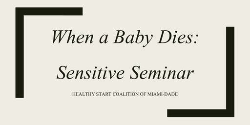When a Baby Dies Sensitivity Seminar