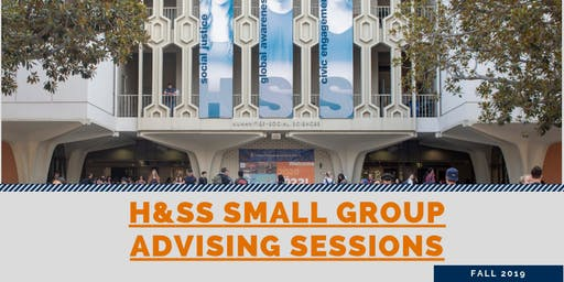 H&SS Academic Success Academy - Small Group Advising Sessions