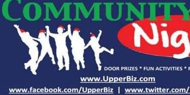 UTBA 8th Annual Community Night - Vendor Registration - Nov. 13, 2019