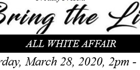 Bring the Line,  Soul Line Dance (All White Affair) tickets