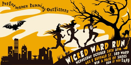 Run Through the Wicked Ward