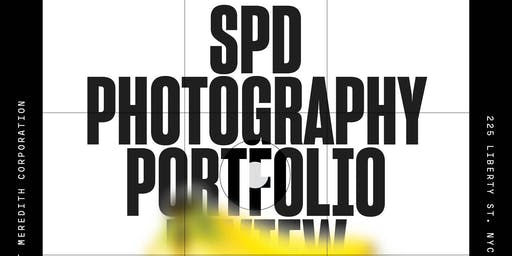 The 2nd Annual SPD Photography Portfolio Review