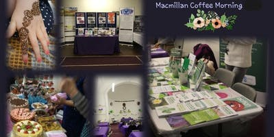Macmillan Cancer Support Coffee Morning (women only)