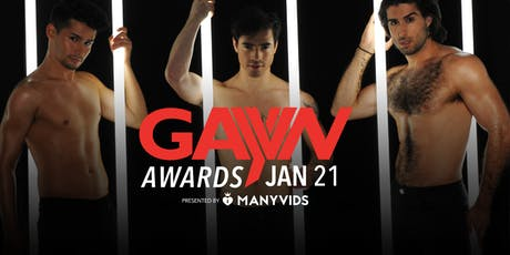 GayVN Awards January 20, 2020 tickets