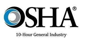 OSHA-10 Hour General Industry Class