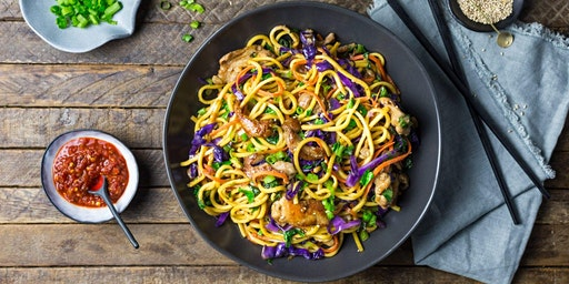 KITCHEN Master Class: Asian Street Food