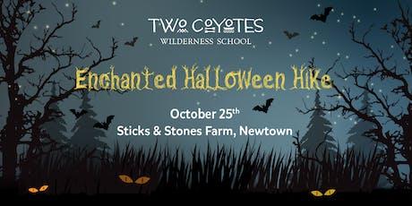 Enchanted Halloween Hike tickets