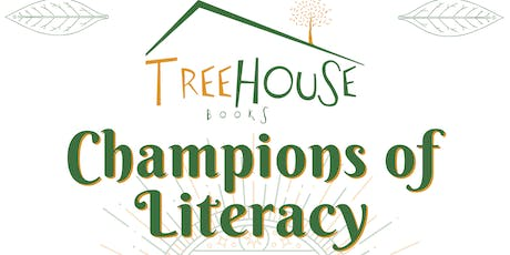 4th Annual Champions of Literacy Celebration!  tickets