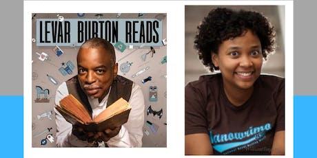 Houston Afrofuturism Book Club - Sunday, October 27 tickets