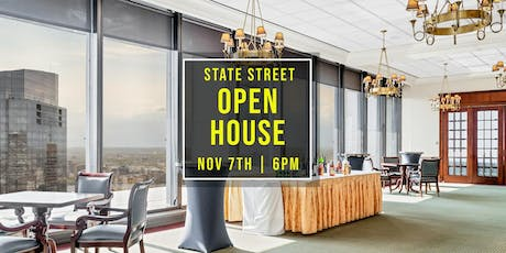 State Street Open House Mixer at Boston College Club tickets
