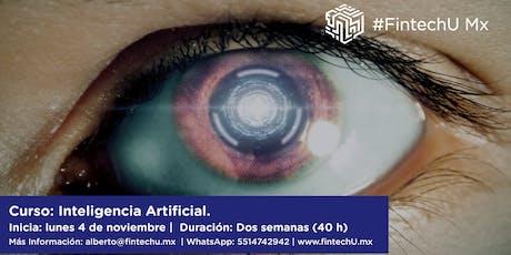 Curso: Inteligencia Artificial entradas