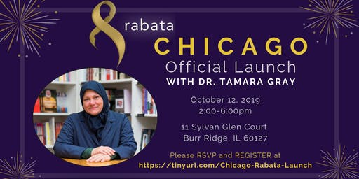 Official Rabata Chicago Launch-Postponed