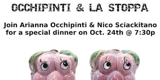 OCCHIPINTI & LA STOPPA @ 8ARM