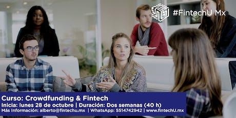 Curso: Crowdfunding & Fintech entradas