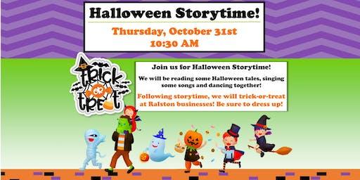 Halloween Storytme