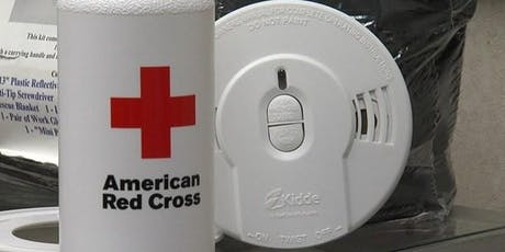Free Smoke Alarms - American Red Cross Family Fire Safety Workshop tickets