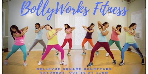 Free Diwali BollyWorks Fitness Class!