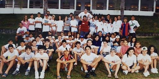 Encontro de 20 anos da turma de 1999 do Colégio São Luís