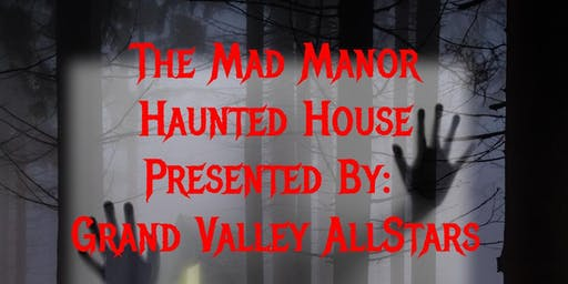 GVA Mad Manner Haunted House