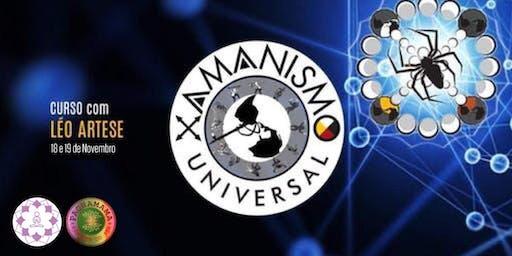 CURSO XAMANISMO UNIVERSAL