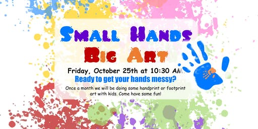 Small Hands Big Art & PBS-Kids NET Movies and More