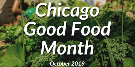 Chicago's Good Food Celebration tickets
