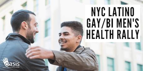 NYC Latino Gay / Bi Men's Health Rally tickets