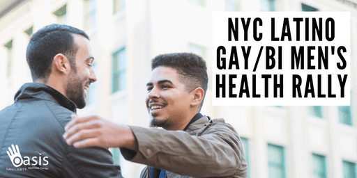 NYC Latino Gay / Bi Men's Health Rally