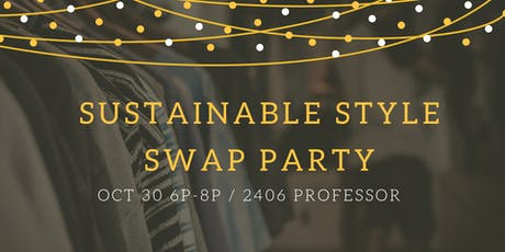 Sustainable Style Swap tickets