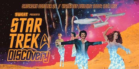 SWEAT Halloween: Star Trek Disco-Very tickets