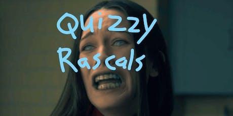 Halloween Quizzy Rascals! tickets