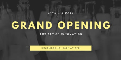 University Lab Partners Grand Opening - The Art of Innovation