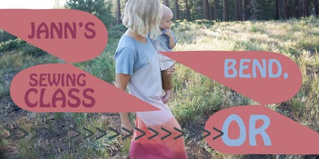 Jann's sewing class - Bend, OR tickets