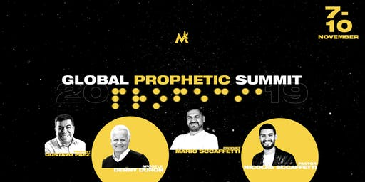 GLOBAL PROPHETIC SUMMIT 2019